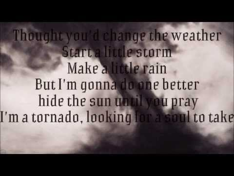 Little Big Town - Tornado w/lyrics