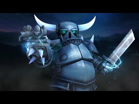 Super P.E.K.K.A and Mega Tesla UPDATE! (Clash of Clans Builder Hall 8)