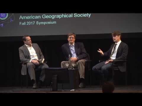 A Conversation with Brian McClendon and John Hanke