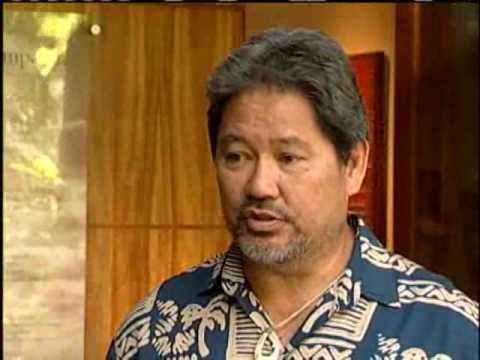 "Hawaiian Statues of ""Ku"" Come to Bishop Museum"