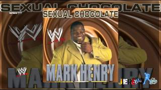 WWE: Sexual Chocolate (Mark Henry) 9th. Theme Song By Jim Johnston + Custom Cover And Link