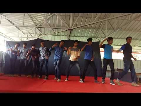 Premam - Dance perfomance by Holyfamily plus two boys (2016-17)
