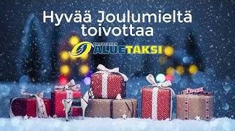 Tampereen Aluetaksi – operaatio Joulukassi