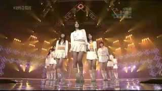 [070914]Music Bank :: Girls Generation - Into The New World