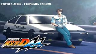 Initial D - Space Boy [ 10 HOURS ] [HD]