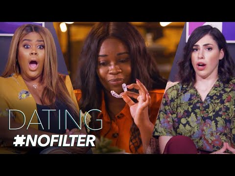 Lawd Jesus It's a Retainer! Alex & Elijah's Date Gets Weird   Dating #NoFilter   E!