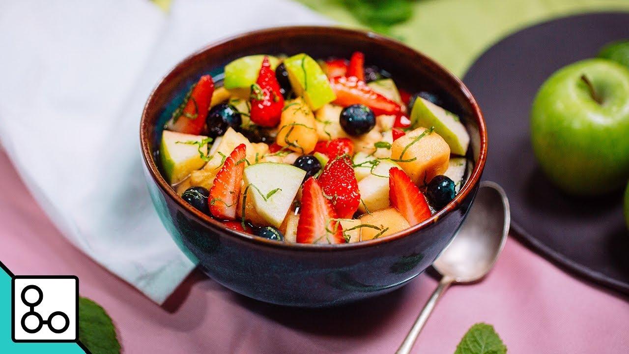 Salade de fruits - Youcook