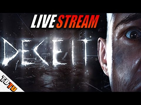 DECEIT LIVE STREAM - How To Loose Friends And Alienate People