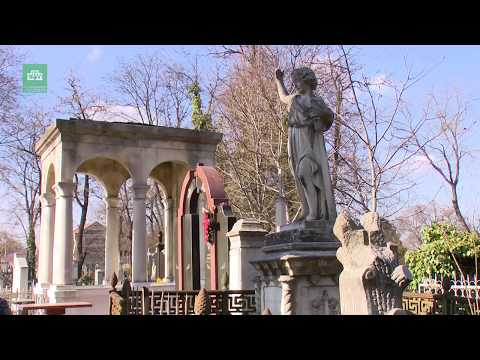 Кишинев. Армянское кладбище