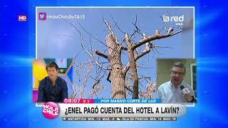 Lavín afirmó que Enel aún no le devue...
