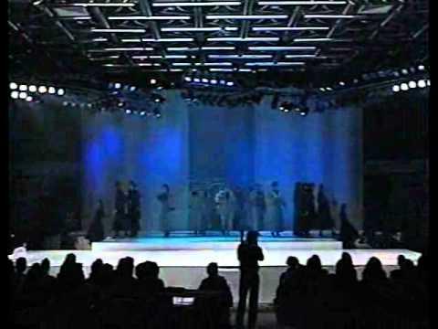Défilé de Mode - Signature 1990 Fashion Show -- Collège LaSalle Montréal