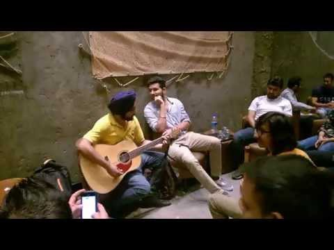 Live music at Starbucks, connaught place Delhi part 1