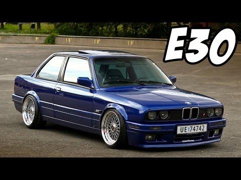 BMW E30 Compilation   Burnouts - Drifts