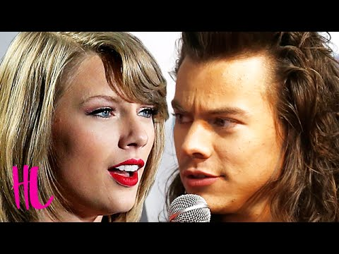 Taylor Swift Reacts To Harry Styles & Kendall Jenner Hook Up