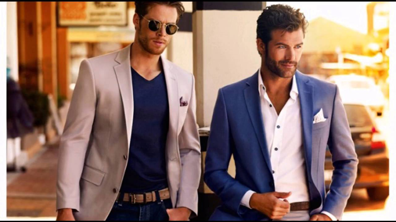 Outfit para boda civil hombre youtube for Boda en jardin vestidos