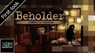 First look at Beholder Complete Edtion on Xbox One from Curve Digital
