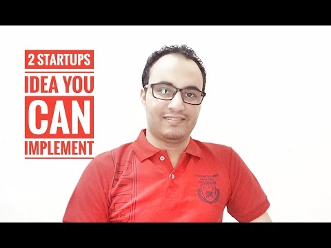 Facebook Live : 2 #startups #idea you can implement