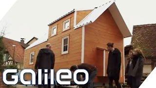Tiny Houses - Häuser Auf Rädern | Galileo | Prosieben