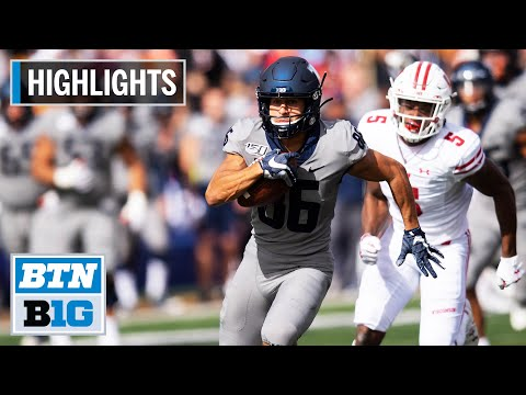 Highlights: Illini Stun Badgers on Last-Second Field Goal | Wisconsin at Illinois | Oct. 19, 2019