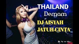 Viral THAILAND demam DJ aisyah jatuh cinta