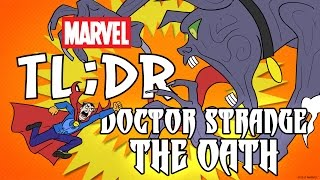 Today, Marvel tells the otherworldly story of Doctor Strange: The Oath. This, friends, is a tale about the lengths a Sorcerer Supreme will go to save his magical ...