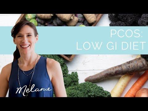 PCOS: Low GI diet | Nourish with Melanie #31