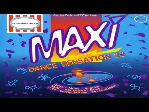 Maxi Dance Sensation 22