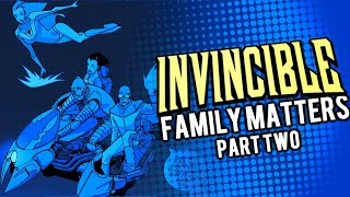 THE TEEN TEAM! | Invincible: Family Matters | Part Two | Issue #2 - Motion Comic