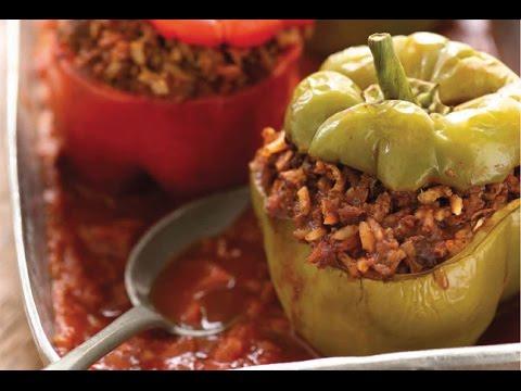 Stuffed Peppers - Kosher Recipe