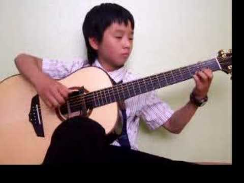 (Sting) It's Probably Me - Sungha Jung