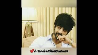 😘Alaga analaga song 💕 Arjun das version 😍😍😉