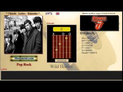 The Rolling Stones - Wild horses #0178
