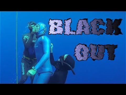 Freediving BLACKOUT compilation