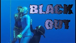 Freediving BLACKOUT compilation