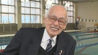 友を気遣い隠したメダル 競泳、橋爪四郎さん