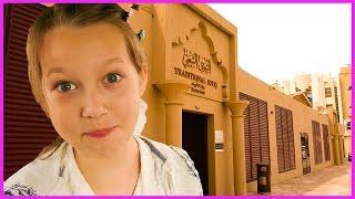 Влог Дубай Дейра традиционный базар  *русский ресторан в Дубае*