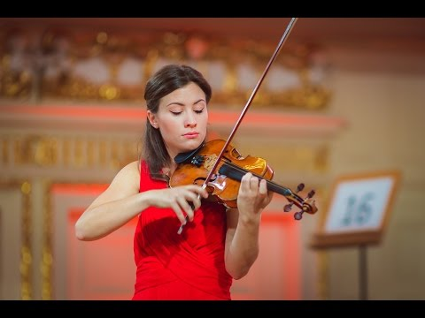 Celina Kotz (Poland) - Stage 1 - International H. Wieniawski Violin Competition STEREO
