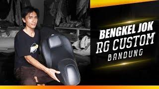 Bengkel Jok RG Custom Bandung