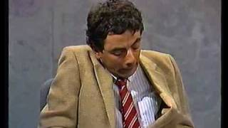 Rowan Atkinson Sketch - Reading Of Will - approx. 1985
