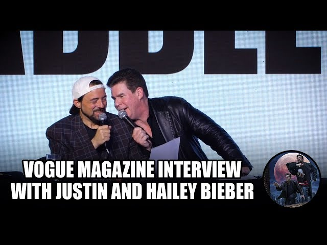 Vogue Magazine Interview with Justin and Hailey Bieber