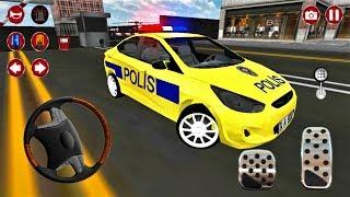Türk Polis ve Araba Oyunu Similatörü 3D  | Polis Oyunu İndir Oyna Android Gamepl
