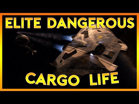 Elite Dangerous Horizons One Off   CARGO LIFE   Part 4 (Elite Dangerous 2016 PC Gameplay)