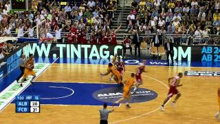 Highlights: ALBA geht in Finale 4 die Luft aus