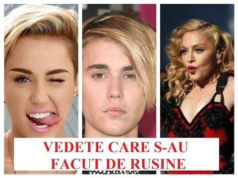 10 VEDETE CARE S-AU FACUT DE RUSINE
