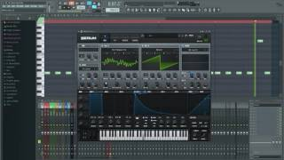 How to make a big layered House bass pluck with Serum [Sancus]