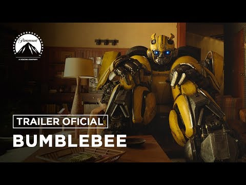 Bumblebee | Trailer Oficial | DUB | Paramount Pictures Brasil