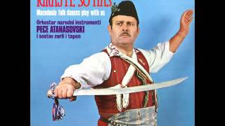 Ansambl Pece Atanasovski - Berovka - ( Audio )
