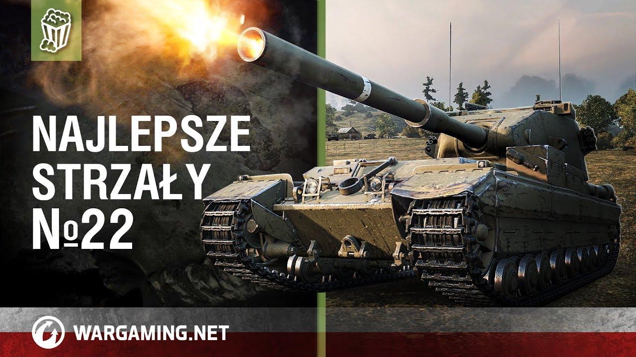 Najlepsze strzały №22 [World of Tanks Polska]