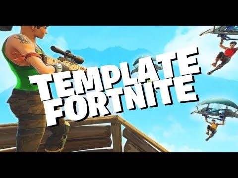 Top 5 FORTNITE Intro Templates With Download Panzoid