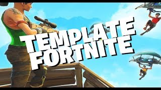 Top 5 FORTNITE Intro Templates With Download (Panzoid)